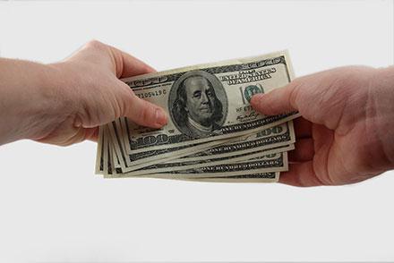 Движение денежных средств на предприятии