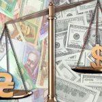 Курсы валют на фоне зарубежных санкций
