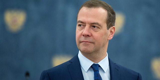 Медведев рассказал о продлении продэмбарго до конца 2018 года